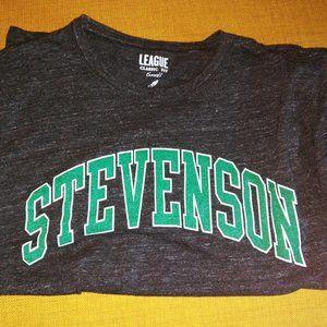 Retro Unisex Stevenson University T-Shirt Sz Small